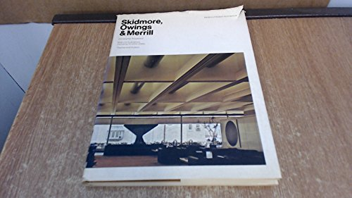 9780500580059: Skidmore, Owings & Merrill (Masters of Modern Architecture)