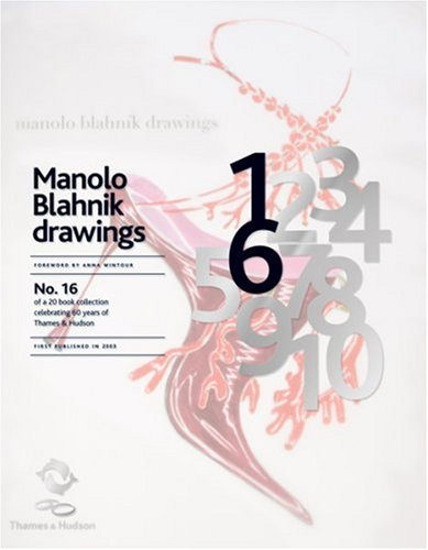9780500600269: Manolo Blahnik Drawings