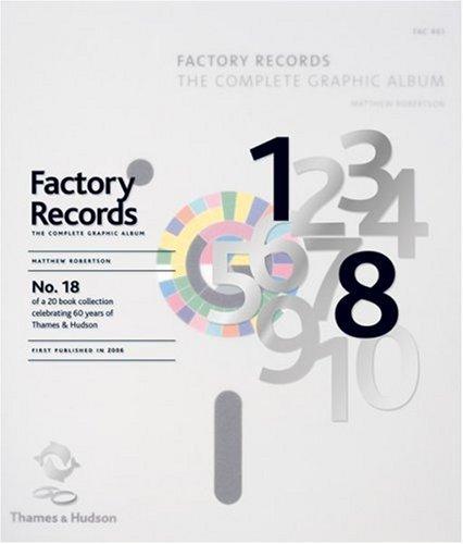 9780500600320: Factory Records: The Complete Graphic Album (60th Anniversary Edition)