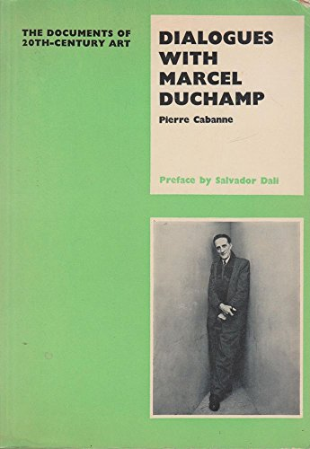 9780500610015: Dialogues with Marcel Duchamp (Documents of 20th Century Art)