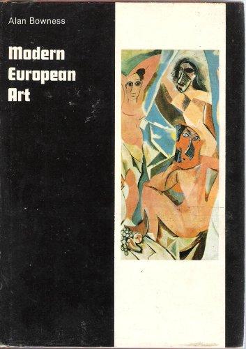 9780500620069: Modern European Art (World of Art)