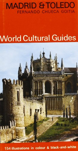 9780500640067: Madrid and Toledo (World Cultural Guides)