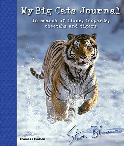9780500650028: My Big Cats Journal: In Search of Lions, Leopards, Cheetahs and Tigers