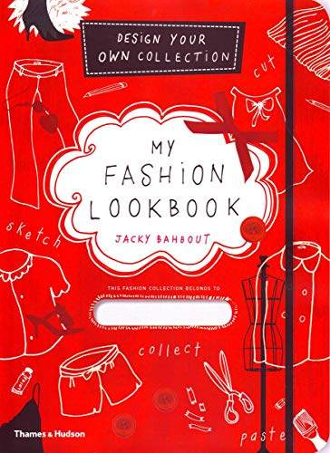 9780500650035: My Fashion Lookbook: Design Your Own Collection