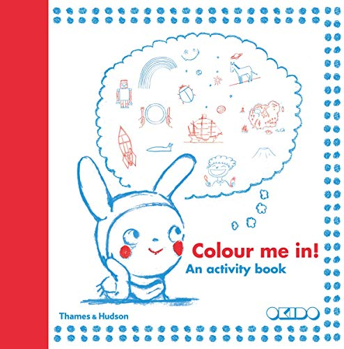 9780500650172: Colour Me In!: An activity book