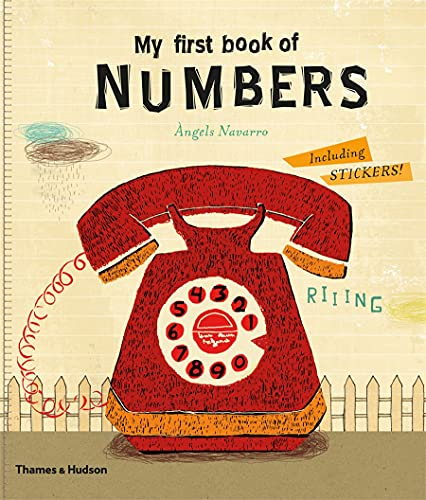 My First Book of: Numbers: Angels Navarro