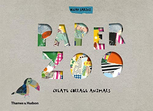 9780500650509: Paper Zoo: Create Collage Animals