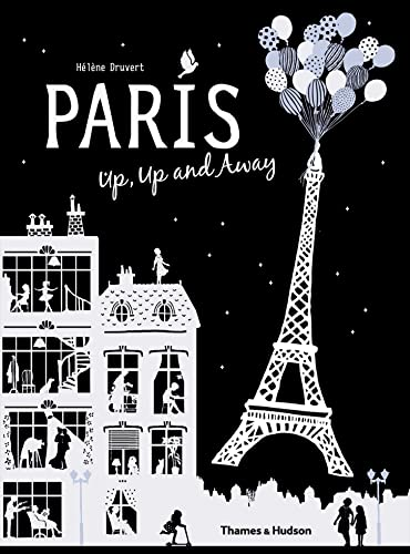 9780500650592: Paris Up, Up and Away