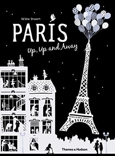 9780500650592: Paris Up Up and Away