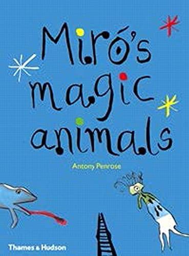 9780500650660: Miró's Magic Animals