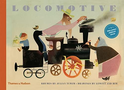 Locomotive: Tunim, Julian;lewitt And