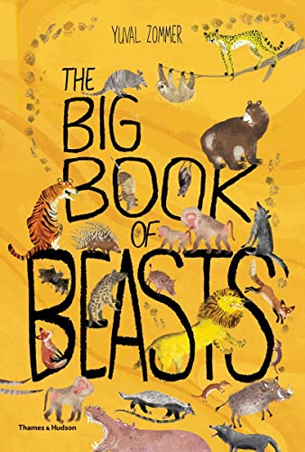9780500651063: The big book of beasts