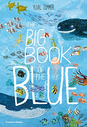 9780500651193: The Big Book of the Blue