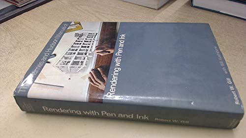 9780500670033: Manual of Rendering with Pen and Ink (The Thames and Hudson manuals)