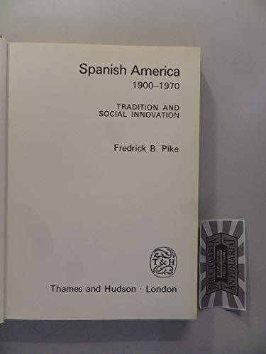 9780500700037: Spanish America (Library of World Civilization)