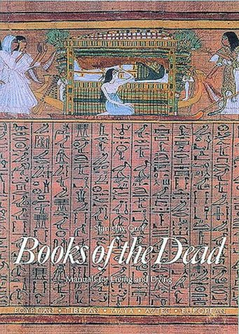 9780500810415: Books of the Dead: Manuals for Living and Dying (Art and Imagination)