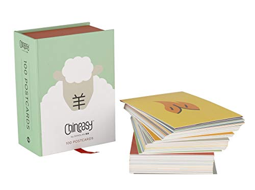 9780500952030: Chineasy 100 Postcards