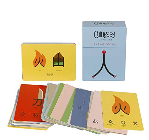9780500952047: Chineasy 60 Flashcards