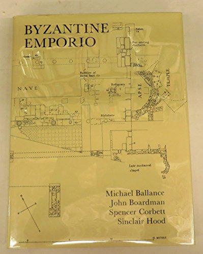 9780500960233: Byzantine Emporio: Excavations at Chios 1952-55