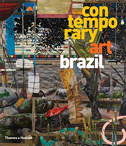 9780500970393: Contemporary Art Brazil