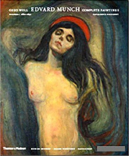 9780500970461: Edvard Munch: Complete Paintings: Catalogue Raisonne