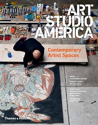 9780500970539: Art Studio America: Contemporary Artist Spaces