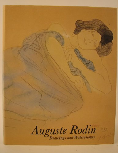 Rodin Drawings and Watercolours (Painters & sculptors): Guse, Ernst-Gerhard