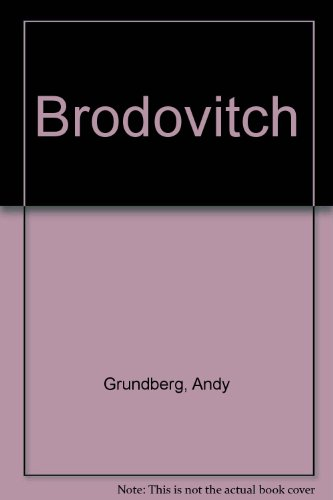 9780500973776: Brodovitch