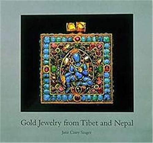 9780500974421: Gold Jewelry from Tibet and Nepal