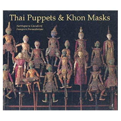 9780500974568: Thai Puppets & Khon Masks (River Books)