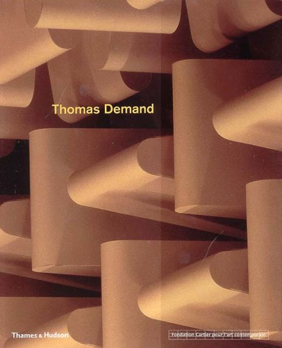 Thomas Demand (9780500974957) by Francesco Bonami; Regis Durand; Thomas Demand
