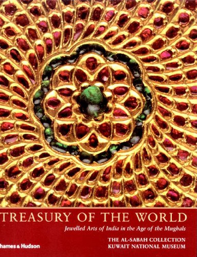 9780500976081: Treasury of the World: Jeweled Arts of India in the Age of the Mughals