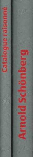 9780500976494: Arnold Schonberg: Catalogue Raisonne