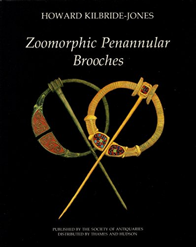 9780500990308: Zoomorphic Penannlar Brooches (Research Reports)