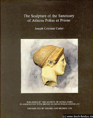 The sculpture of the sanctuary of Athena: Carter, Joseph Coleman
