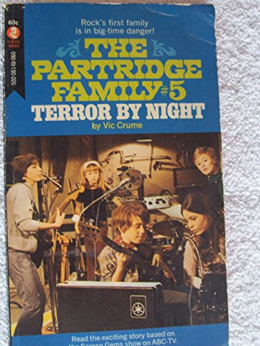 9780502061488: Terror by night (The Partridge family)