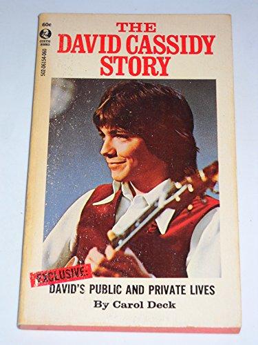 9780502061549: The David Cassidy Story