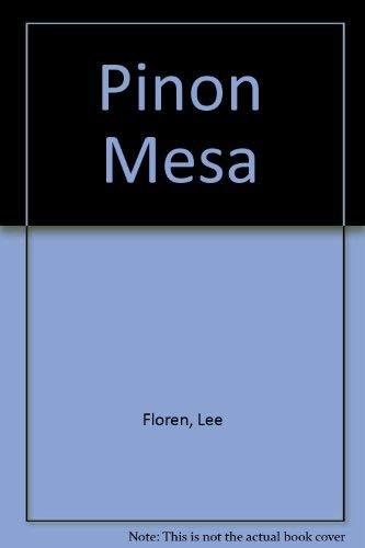 9780505512666: Pinon Mesa [Paperback] by Floren, Lee