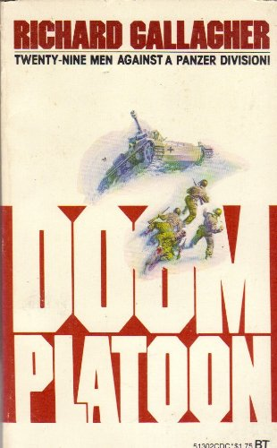 9780505513021: Doom Platoon