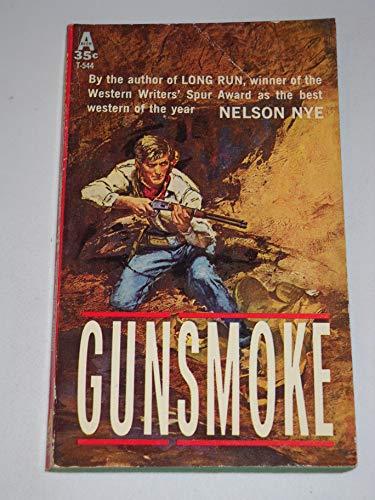 9780505513779: Gunsmoke