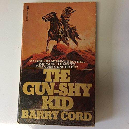 9780505513793: Gun Shy Kid