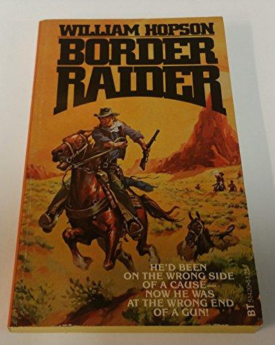 9780505514202: Border Raider