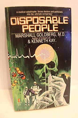 Disposable People: Marshall Goldberg
