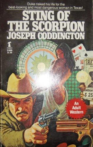 9780505516992: Sting of the Scorpion