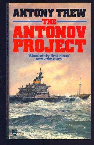 9780505517067: Antonov Project