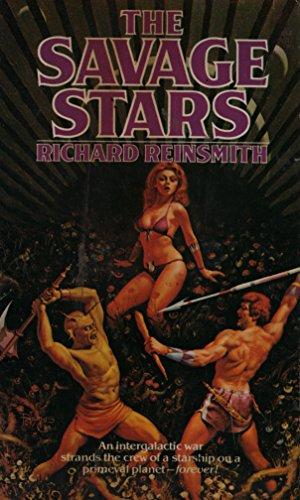 9780505517128: The Savage Stars