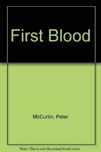 9780505518002: First Blood (Soldier of Fortune #5)