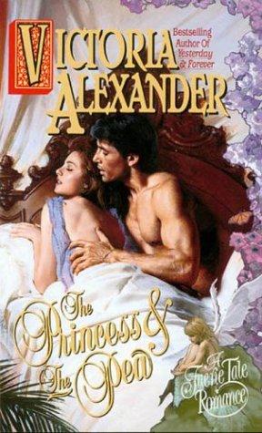 The Princess & the Pea (A Faerie: Alexander, Victoria