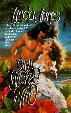 On a Wicked Wind (A Timeswept Time Travel Pirate Romance): Jones, Linda