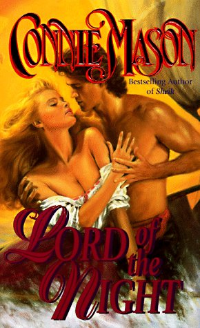 9780505522542: Lord of the Night (Love Spell Historical Romance)